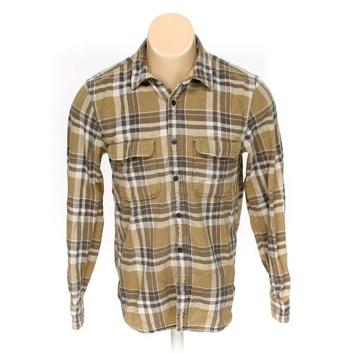 Gap Button-up Long Sleeve Shirt in size M at up to 95% Off - Swap.com