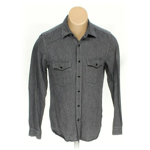 Gap Button-up Long Sleeve Shirt in size S at up to 95% Off - Swap.com