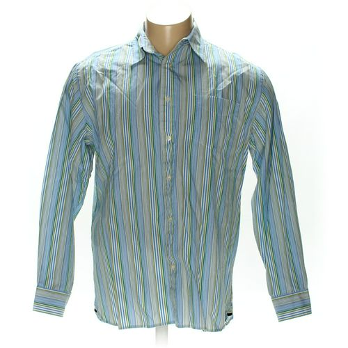 Gap Button-up Long Sleeve Shirt in size XL at up to 95% Off - Swap.com