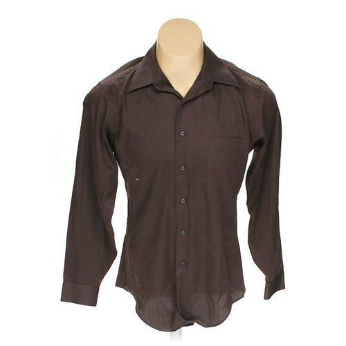 Geoffrey Beene Button-up Long Sleeve Shirt in size L at up to 95% Off - Swap.com