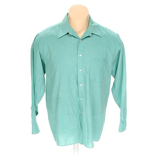 Geoffrey Beene Button-up Long Sleeve Shirt in size XL at up to 95% Off - Swap.com