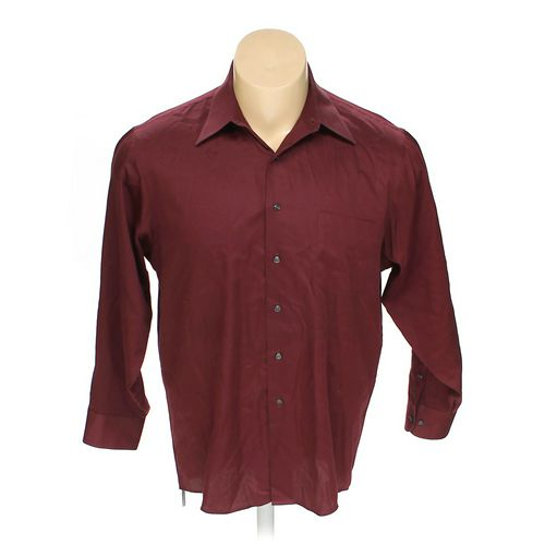 Geoffrey Beene Button-up Long Sleeve Shirt in size XXL at up to 95% Off - Swap.com