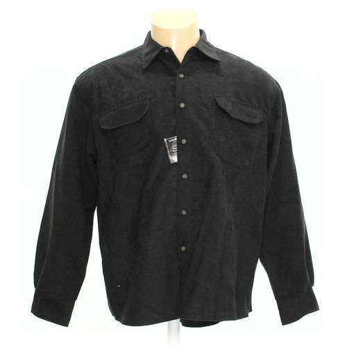 GEORGE Button-up Long Sleeve Shirt in size 2XL at up to 95% Off - Swap.com