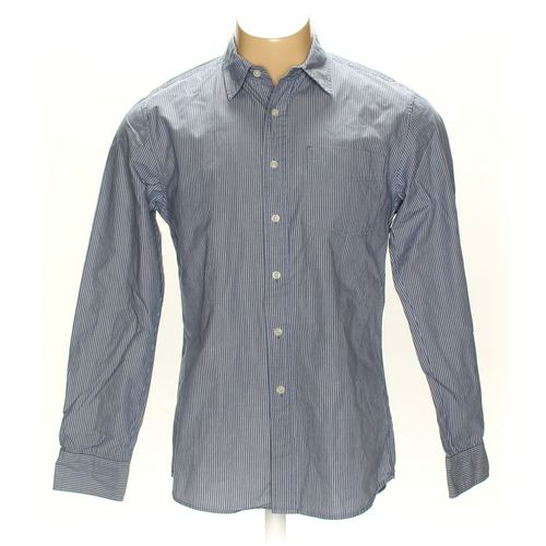 Giordano Button-up Long Sleeve Shirt in size L at up to 95% Off - Swap.com