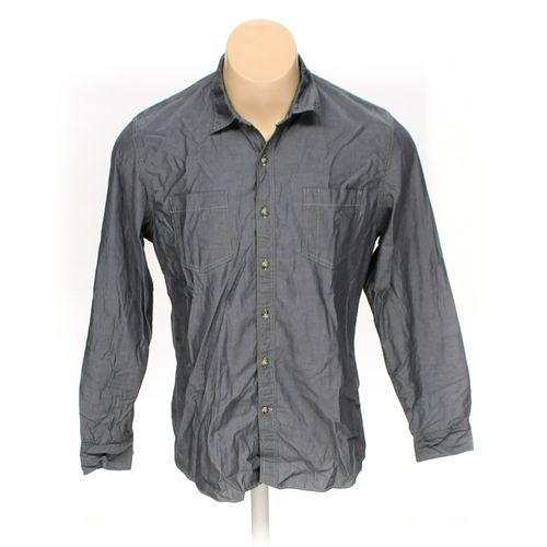 GoodThreads Button-up Long Sleeve Shirt in size L at up to 95% Off - Swap.com