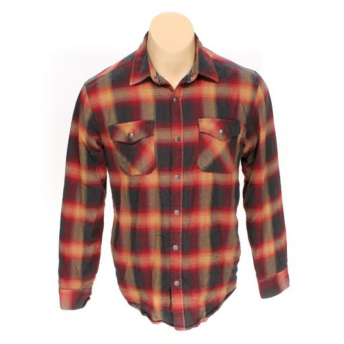 Grizzly Mountain Button-up Long Sleeve Shirt in size L at up to 95% Off - Swap.com