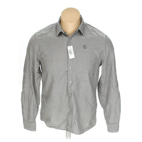 GUESS Button-up Long Sleeve Shirt in size XL at up to 95% Off - Swap.com