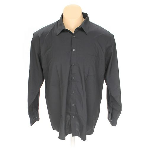 Harriton Button-up Long Sleeve Shirt in size 3XL at up to 95% Off - Swap.com