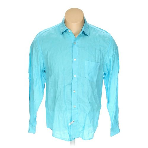 Hartford Button-up Long Sleeve Shirt in size XL at up to 95% Off - Swap.com