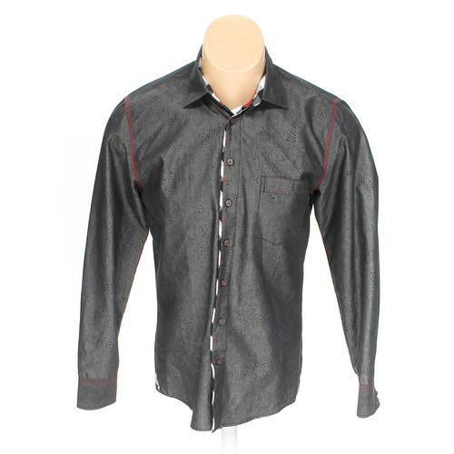 haupt Button-up Long Sleeve Shirt in size M at up to 95% Off - Swap.com