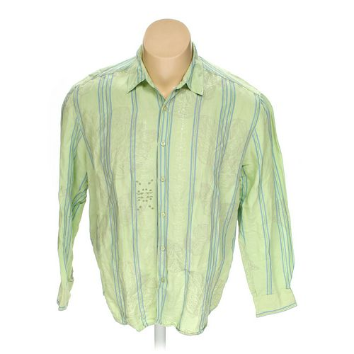Havanera Co. Button-up Long Sleeve Shirt in size XXL at up to 95% Off - Swap.com