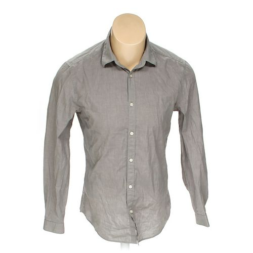 H&M Button-up Long Sleeve Shirt in size M at up to 95% Off - Swap.com
