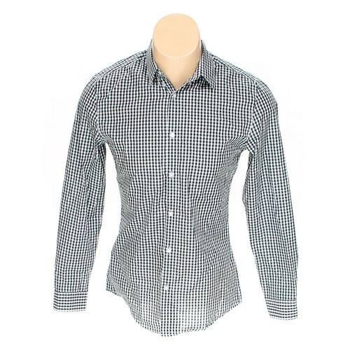 H&M Button-up Long Sleeve Shirt in size S at up to 95% Off - Swap.com