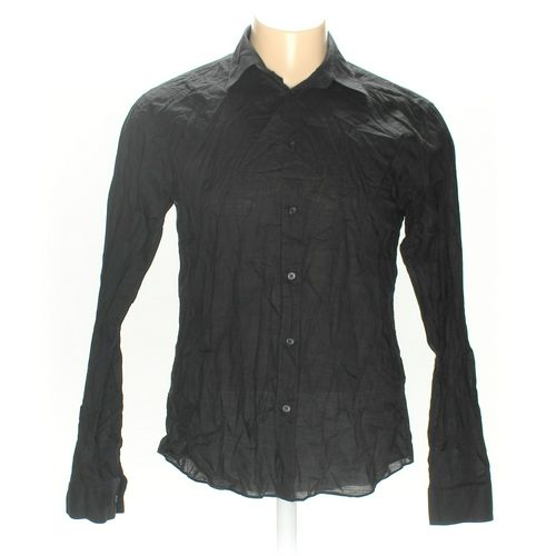 H&M Button-up Long Sleeve Shirt in size XL at up to 95% Off - Swap.com