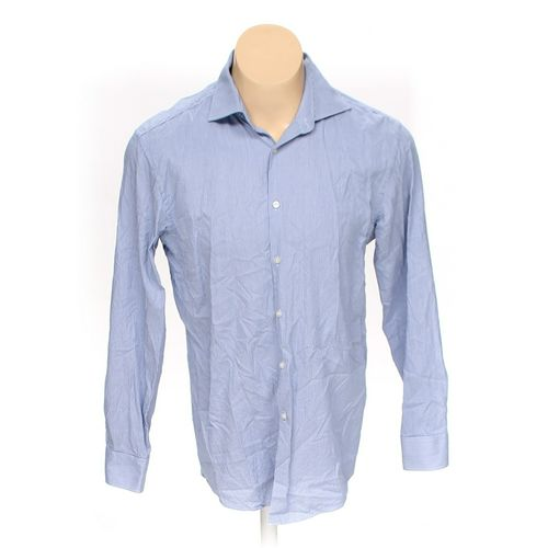 HUGO BOSS Button-up Long Sleeve Shirt in size L at up to 95% Off - Swap.com