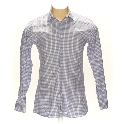 HUGO BOSS Button-up Long Sleeve Shirt in size S at up to 95% Off - Swap.com