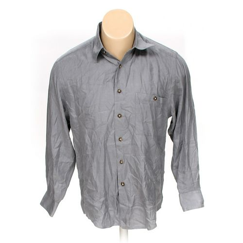Ike Behar Button-up Long Sleeve Shirt in size S at up to 95% Off - Swap.com