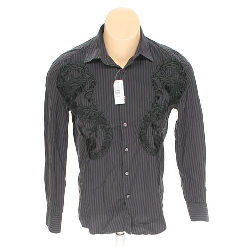 I⋅N⋅C International Concepts Button-up Long Sleeve Shirt in size M at up to 95% Off - Swap.com