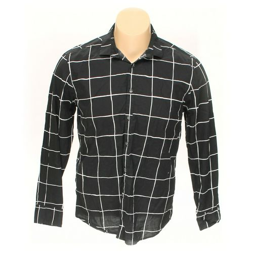 I⋅N⋅C International Concepts Button-up Long Sleeve Shirt in size XL at up to 95% Off - Swap.com