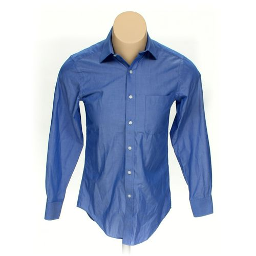 """Izod Button-up Long Sleeve Shirt in size 38"""" Chest at up to 95% Off - Swap.com"""