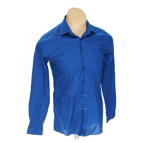 J Ferrar Button-up Long Sleeve Shirt in size M at up to 95% Off - Swap.com