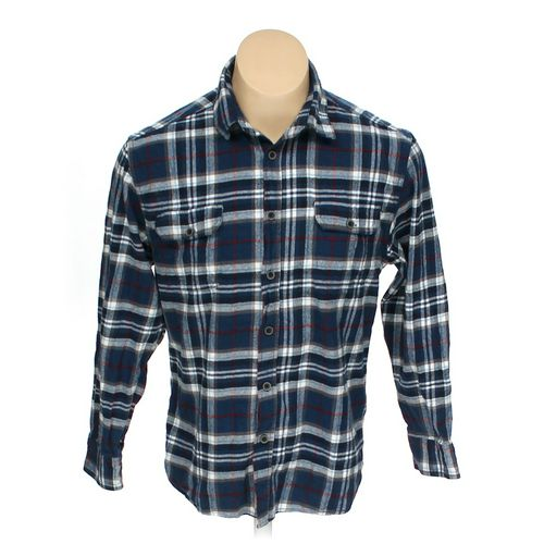 Jachs Button-up Long Sleeve Shirt in size L at up to 95% Off - Swap.com