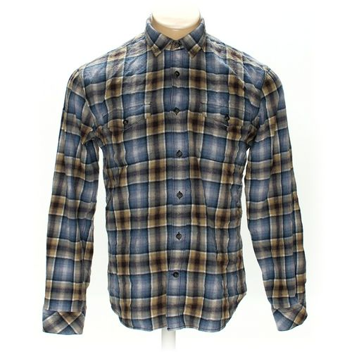 JAMES CAMPBELL Button-up Long Sleeve Shirt in size L at up to 95% Off - Swap.com