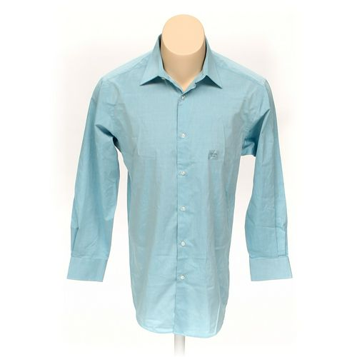 """John Bartlett Button-up Long Sleeve Shirt in size 40"""" Chest at up to 95% Off - Swap.com"""