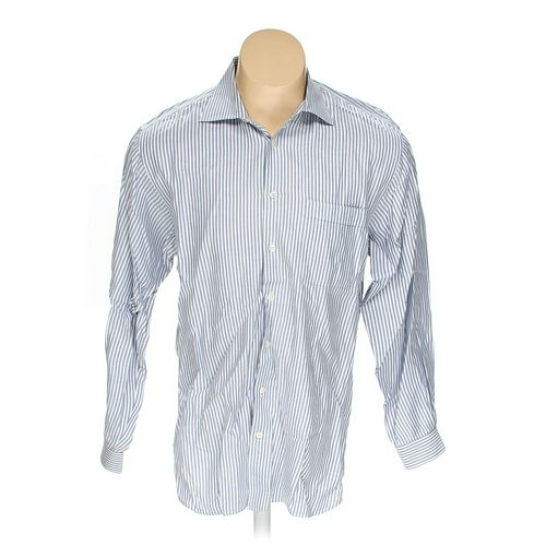 John W. Nordstrom Button-up Long Sleeve Shirt in size L at up to 95% Off - Swap.com