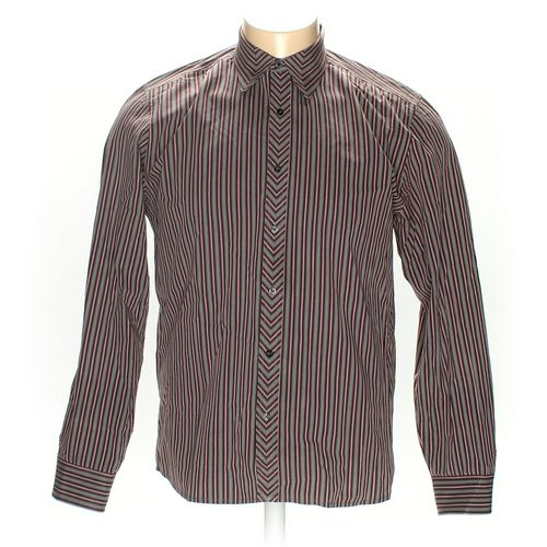 Kenneth Cole Button-up Long Sleeve Shirt in size XL at up to 95% Off - Swap.com