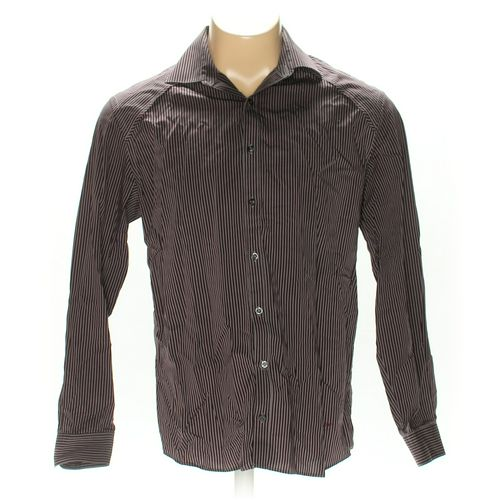 Kenneth Cole Button-up Long Sleeve Shirt in size L at up to 95% Off - Swap.com