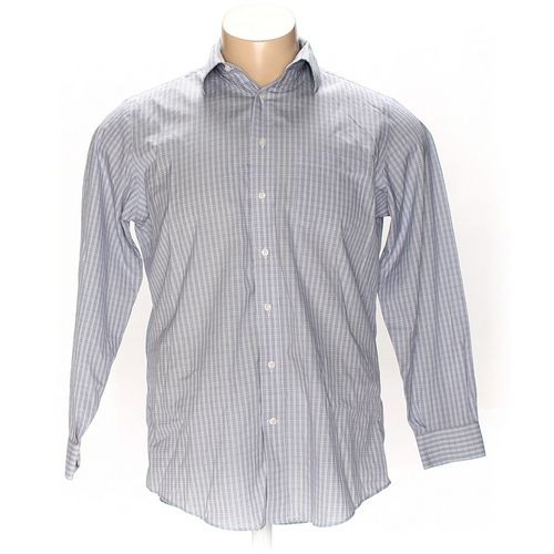 Kirkland Signature Button-up Long Sleeve Shirt in size XL at up to 95% Off - Swap.com