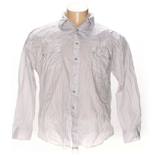 Lada Button-up Long Sleeve Shirt in size XL at up to 95% Off - Swap.com