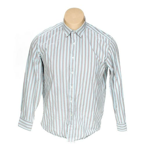 Liz Claiborne Button-up Long Sleeve Shirt in size XXL at up to 95% Off - Swap.com