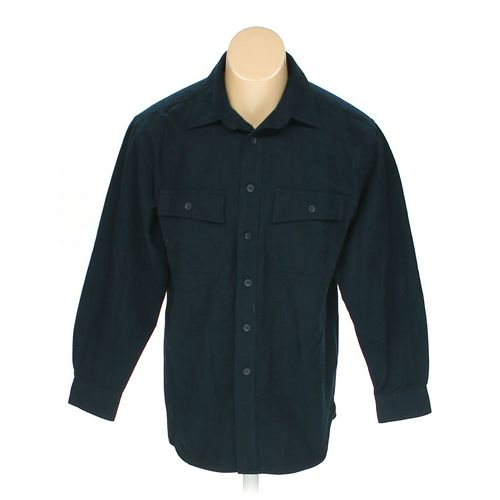 L.L.Bean Button-up Long Sleeve Shirt in size M at up to 95% Off - Swap.com