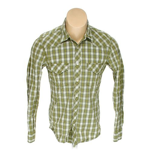 L.O.G.G. Button-up Long Sleeve Shirt in size M at up to 95% Off - Swap.com