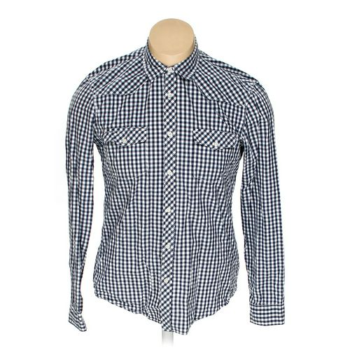 L.O.G.G. Button-up Long Sleeve Shirt in size XL at up to 95% Off - Swap.com