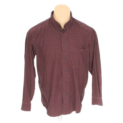 Marc Edwards Button-up Long Sleeve Shirt in size XL at up to 95% Off - Swap.com
