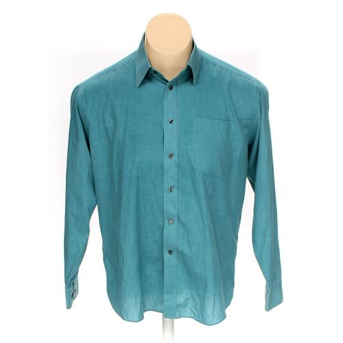 """Marks & Spencer Button-up Long Sleeve Shirt in size 42"""" Chest at up to 95% Off - Swap.com"""