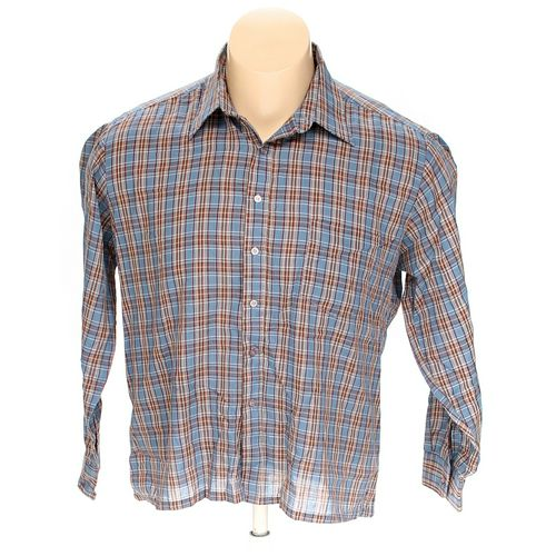 McRae's Button-up Long Sleeve Shirt in size XL at up to 95% Off - Swap.com