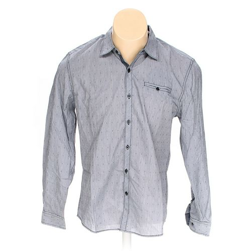 Michael Brandon Button-up Long Sleeve Shirt in size M at up to 95% Off - Swap.com