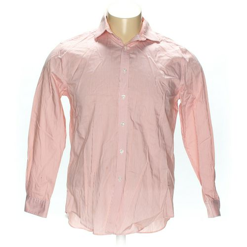 """Michael Kors Button-up Long Sleeve Shirt in size 44"""" Chest at up to 95% Off - Swap.com"""