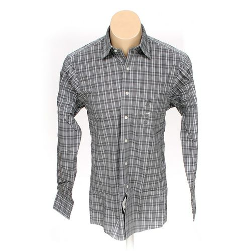 Michael Kors Button-up Long Sleeve Shirt in size M at up to 95% Off - Swap.com