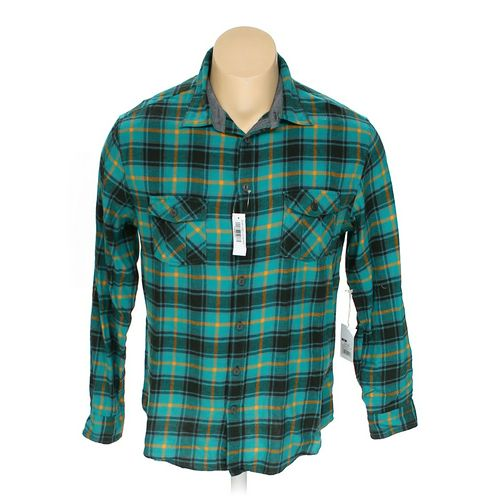 Mossimo Supply Co. Button-up Long Sleeve Shirt in size XL at up to 95% Off - Swap.com