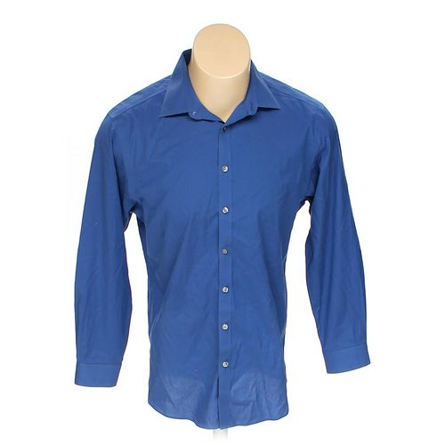 """Murano Button-up Long Sleeve Shirt in size 42"""" Chest at up to 95% Off - Swap.com"""