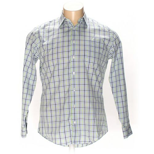 Nordstrom Button-up Long Sleeve Shirt in size L at up to 95% Off - Swap.com