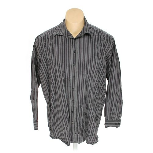 Nyne Button-up Long Sleeve Shirt in size 3XL at up to 95% Off - Swap.com