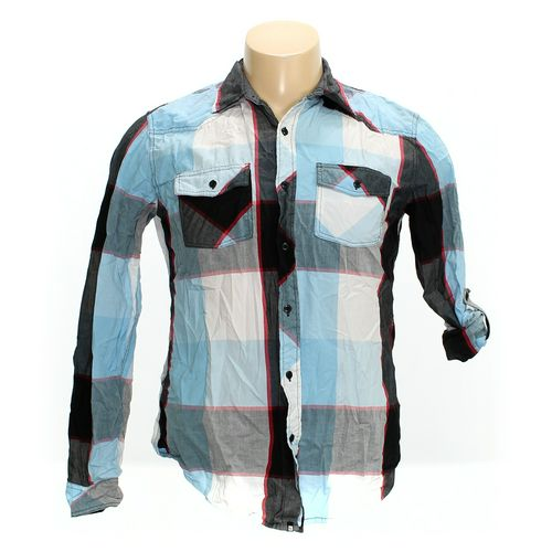 Ocean Current Button-up Long Sleeve Shirt in size XL at up to 95% Off - Swap.com