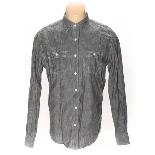 Old Navy Button-up Long Sleeve Shirt in size L at up to 95% Off - Swap.com