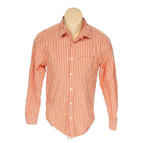 Old Navy Button-up Long Sleeve Shirt in size M at up to 95% Off - Swap.com